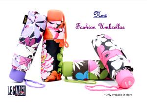 fashion umbrellas