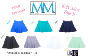 knit line skirt 1 1 1-2
