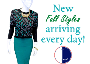 New ladies fall arrivals