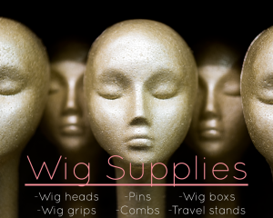 Wig supplies for email