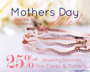 mothers day sale jewelry